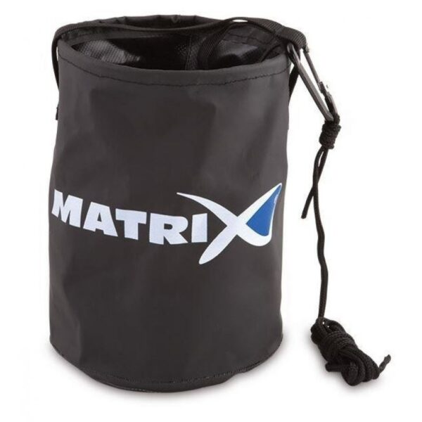 Bac nada collapsible water bucket + clip 1