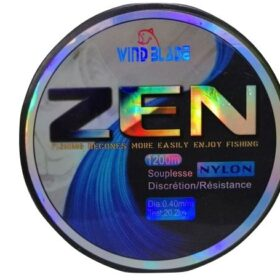 Fir monofilament Zen lungime 1200 metri grosime 0.40mm