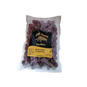 Boilies Nadire 1 kg Solubile 20 mm aroma Squid Octopus Strawberry by Accesfishing