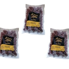 Pachet 3 kg Boilies Solubile 20 mm aroma Squid Octopus Strawberry by Accesfishing