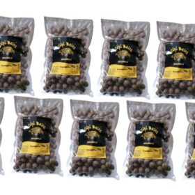 Pachet 10 kg Boilies Nadire Solubile 20 mm aroma Frankfurter+ by Accesfishing