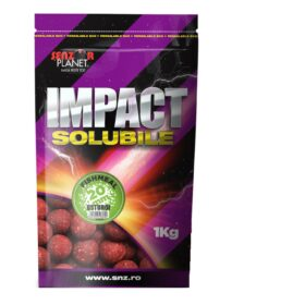 Boilies solubil 20 mm usturoi 1kg by Accesfishing