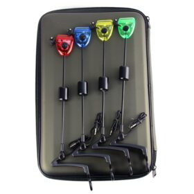 Kit 4 swingere color in borseta si mufa jack pentru iluminare by Accesfishing