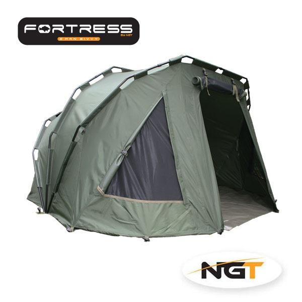 Cort NGT Fortress - 2 PERS 240 X 230 X 150 CM