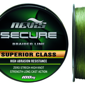 Fir Multifilament Fir impletit-Secure Braided 100m 0.08mm
