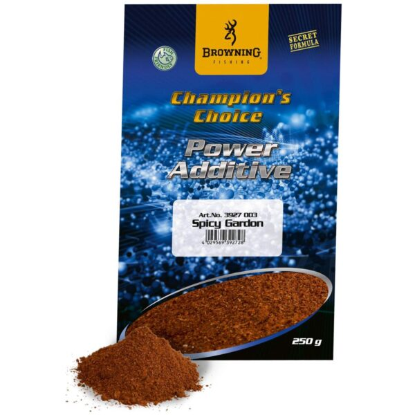 Aditiv Browning Champion's Choice Power Additive Spicy Gardon 250gr