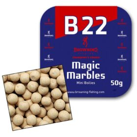 Boilies Browning B22 Mini Marbles 10mm 50g