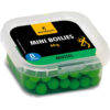 Boilies Browning Mini Boilie, pre-drilled green Mussel 8mm