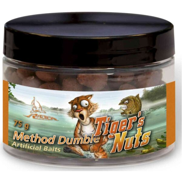 Boilies Radical Method Dumble Tiger's Nuts 8mm 75g