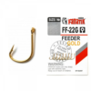 Carlig Fanatik FF-22G No.6 Feeder Gold