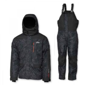 Costum DAM Camovision Thermo Suit M Black Grey