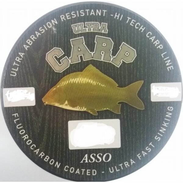 Fir Asso Ultra Carp Brown 0.36mm 1000m