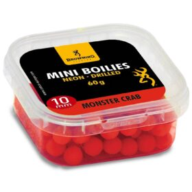 Mini Boilies Browning Neon Pre-drilled Red Monster Crab 10mm