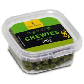 Pelete Moi Browning Hybrid Chewies Mussel 8mm 100g