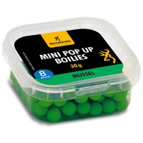 Pop-up Browning Mini Pop-up Boilie pre-drilled yellow Pineapple 8mm