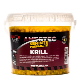 Galeata 5kg, cereale in lichid aromat, krill, by Accesfishing