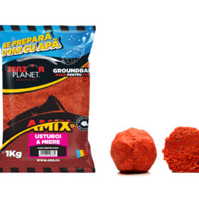 Nada Amix usturoi & miere 1kg by Accesfishing