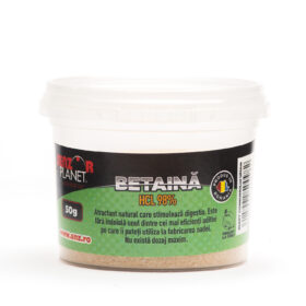 Atractant natural, pulbere, betaina - 98% HCl, gramaj 50gr, By Accesfishing