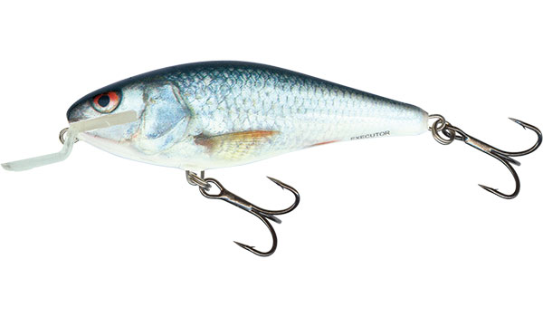Vobler Salmo Executor Shallow Runner Real Dace 7cm