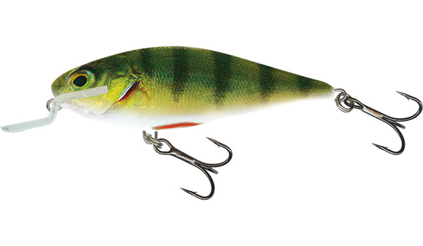 Vobler Salmo Executor Shallow Runner Real Perch 12cm