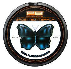 PB Ghost Butterfly Fluoro Carbon 27LB/20m