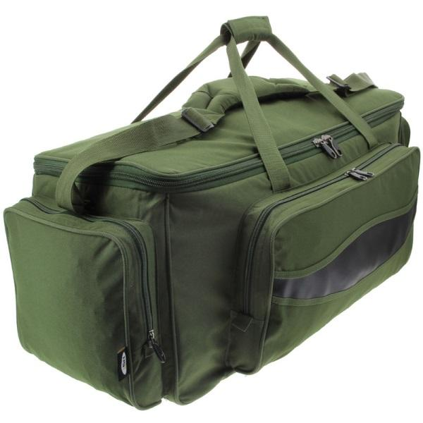 Geanta NGT Jumbo insulated Green Carryall 709L