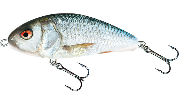 Vobler Salmo Fatso Sinking Real Real Dace 10cm