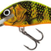 Vobler Salmo Hornet Super Deep Runner Gold Fluo Perch 4cm