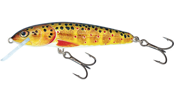 Vobler Salmo Minnow Floating Trout 5cm