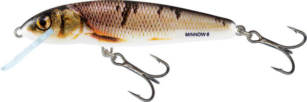 Vobler Salmo Minnow Sinking Wounded Dace 9cm