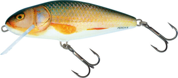 Vobler Salmo Perch Floating Real Roach 14cm