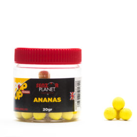 Pop-up 10mm aroma anans ambalaj 20gr by Accesfishing