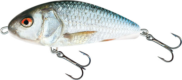Vobler Salmo Fatso Sinking Real Dace 10cm
