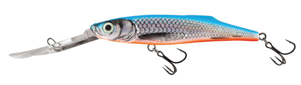 Vobler Salmo Freediver Super Deep Runner Silver Blue 7cm