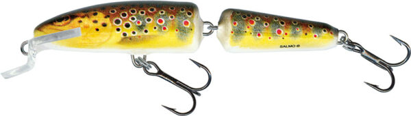 Vobler Salmo Fanatic Floating Trout 7cm