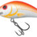 Vobler Salmo Rattlin Hornet Floating Ultraviolet Orange 3.5cm