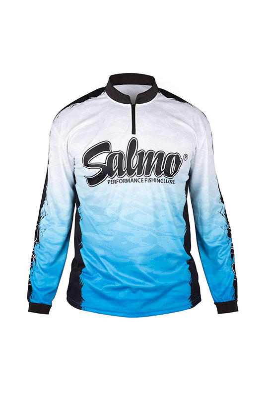 Salmo Performance Top Long Sleev XL