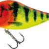 Vobler Salmo Slider Floating Clown Yellow Perch 12cm