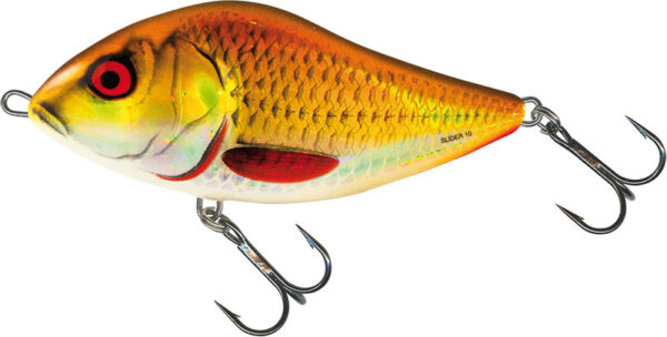Vobler Salmo Slider Floating Holographic Rudd 12cm
