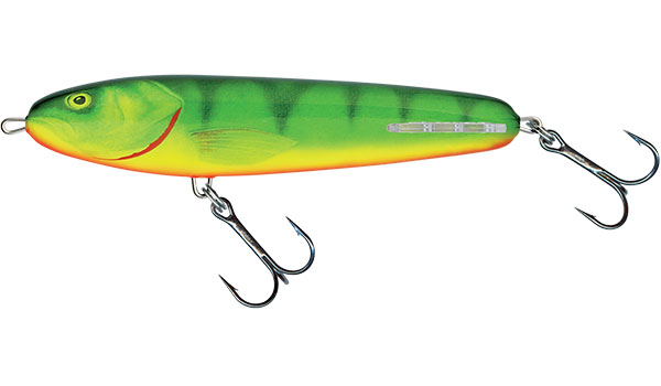 Vobler Salmo Sweeper Sinking Hot Perch 17cm