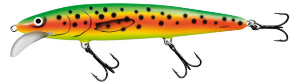Vobler Salmo Whacky Floating Spotted Parrot 9cm